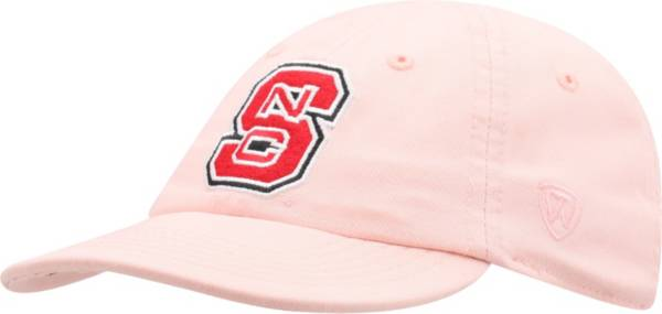 Top of the World Toddler NC State Wolfpack Pink MiniMe 3 Adjustable Hat product image
