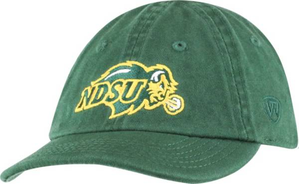 Top of the World Infant North Dakota State Bison Green MiniMe Stretch Closure Hat product image