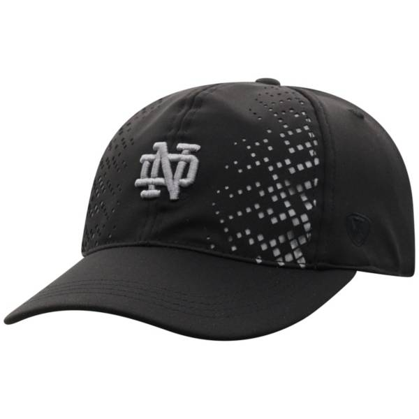 Top of the World Women's Notre Dame Fighting Irish Focal 1Fit Flex Black Hat product image