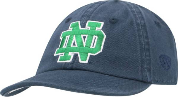 Top of the World Infant Notre Dame Fighting Irish Navy MiniMe Stretch Closure Hat product image