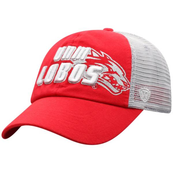 Top of the World Women's New Mexico Lobos Cherry Glitter Cheer Adjustable Hat product image