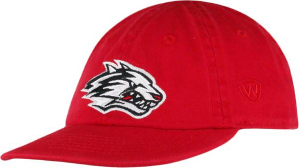 Top of the World Infant New Mexico Lobos Cherry MiniMe Stretch Closure Hat product image