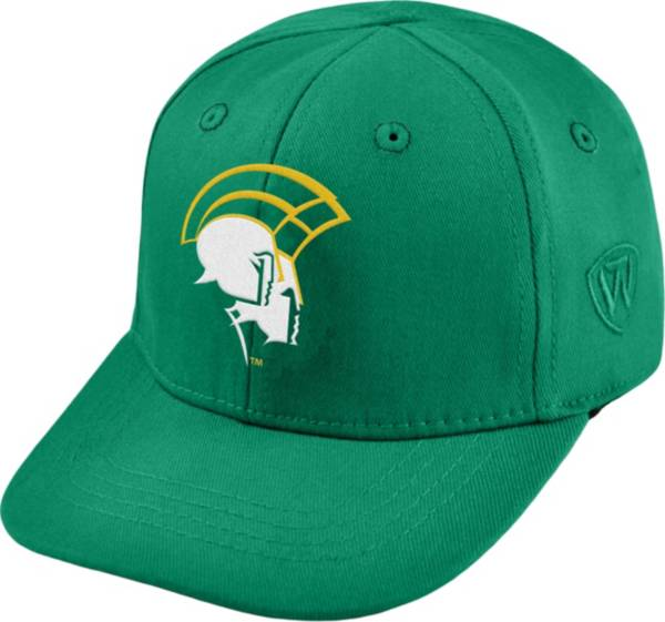 Top of the World Infant Norfolk State Spartans Green The Cub Fitted Hat product image