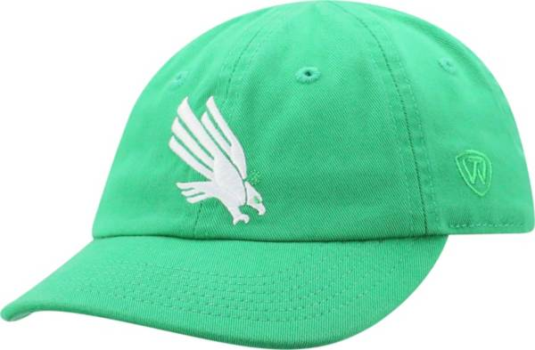 Top of the World Infant North Texas Mean Green Green MiniMe Stretch Closure Hat product image