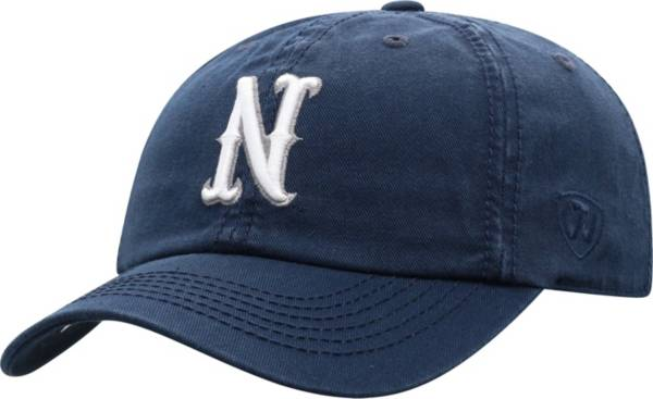 Top of the World Men's Nevada Wolf Pack Blue Crew Washed Cotton Adjustable Hat product image