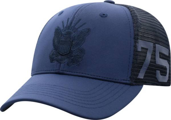 Top of the World Men's Navy Midshipmen Navy Dayblaster Nightfall 1Fit Flex Hat product image