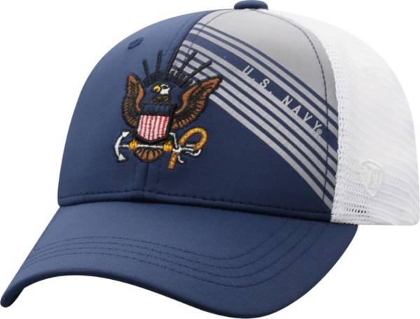 Top of the World Men's Navy Midshipmen Navy Timeline Adjustable Hat product image