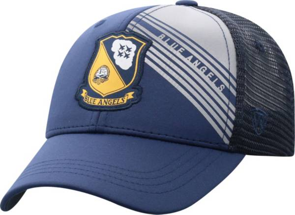 Top of the World Youth Navy Midshipmen Navy Timeline Adjustable Hat product image