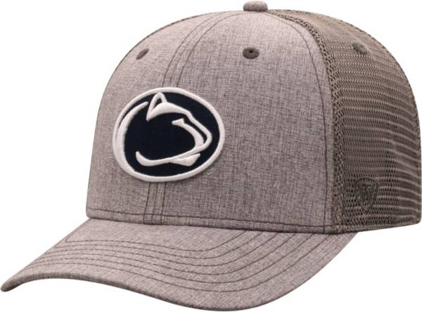 Top of the World Men's Penn State Nittany Lions Grey ATM Adjustable Hat product image
