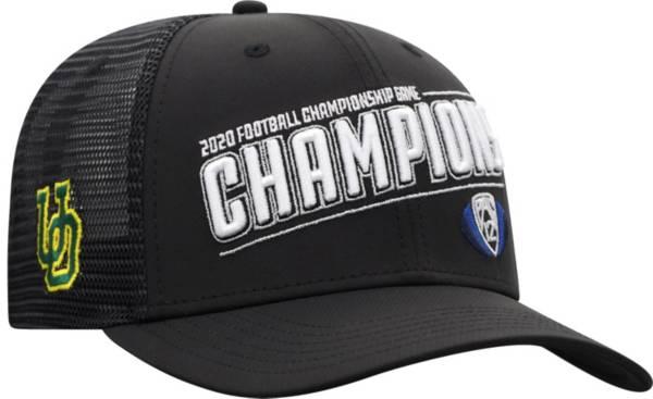 Top of the World Men's 2020 Pac-12 Football Champions Oregon Ducks Locker Room Hat product image