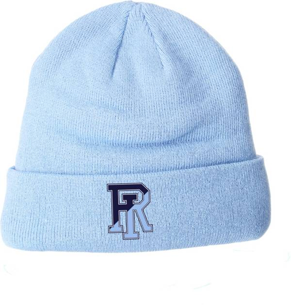 Zephyr Men's Rhode Island Rams Navy Cuffed Knit Beanie product image