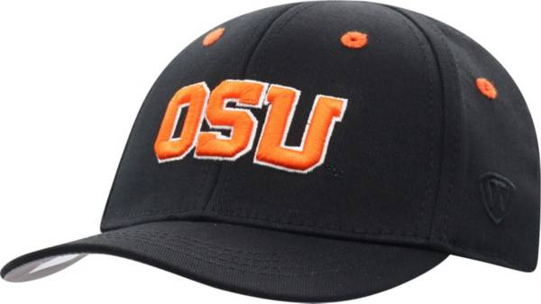 Top of the World Infant Oregon State Beavers The Cub Fitted Black Hat product image
