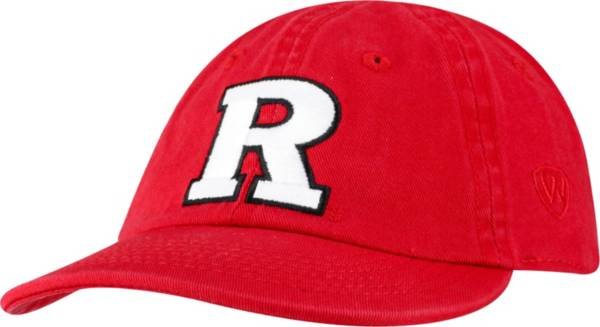 Top of the World Infant Rutgers Scarlet Knights Scarlet MiniMe Stretch Closure Hat product image