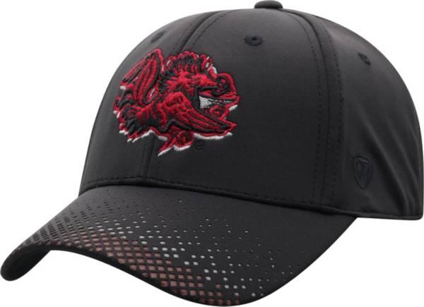 Top of the World Men's South Carolina Gamecocks Lumens 1Fit Flex Black Hat product image