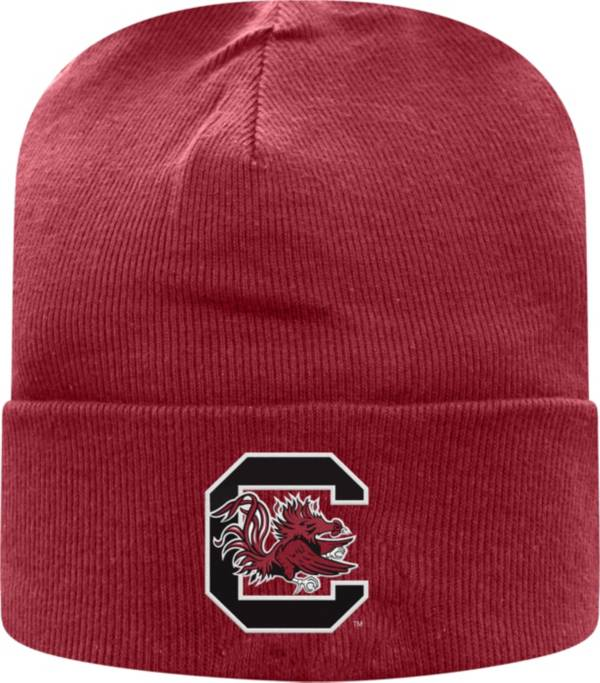 Top of the World Infant South Carolina Gamecocks Garnet Lil Tyke Cuffed Knit Beanie product image