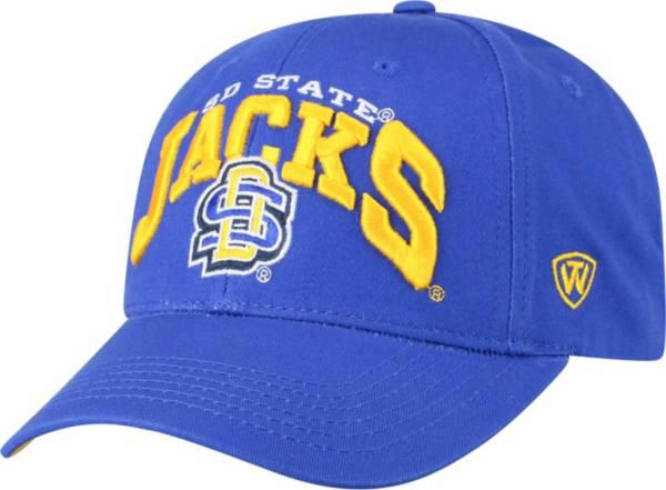 Top of the World Men's South Dakota State Jackrabbits Blue Whiz Adjustable Hat product image