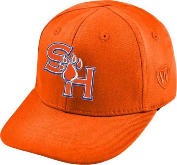 Top of the World Infant Sam Houston Bearkats Orange The Cub Fitted Hat product image