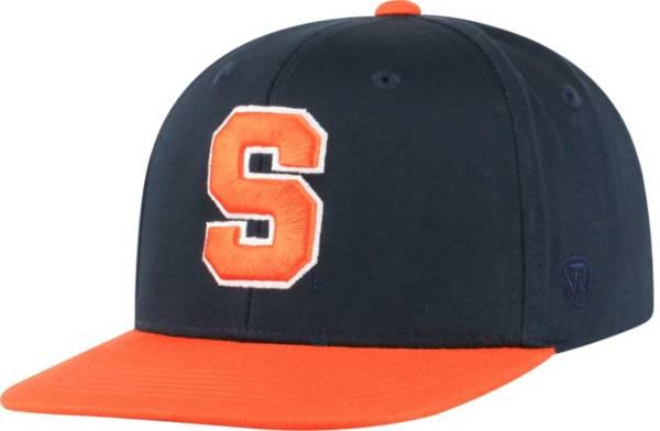 Top of the World Youth Syracuse Orange Blue Maverick Adjustable Hat product image