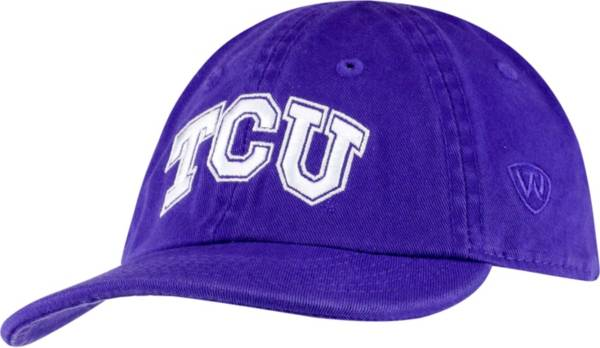 Top of the World Infant TCU Horned Frogs Purple MiniMe Stretch Closure Hat product image