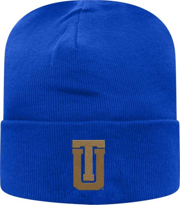 Top of the World Infant Tulsa Golden Hurricane Blue Lil Tyke Cuffed Knit Beanie product image