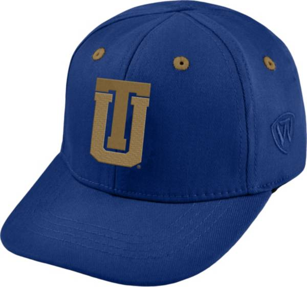 Top of the World Infant Tulsa Golden Hurricane Blue The Cub Fitted Hat product image