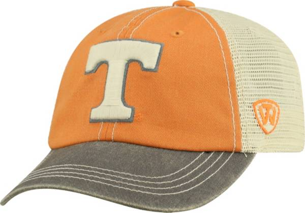 Top of the World Men's Tennessee Volunteers Tennessee Orange/White Off Road Adjustable Hat product image
