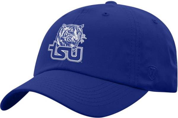 Top of the World Men's Tennessee State Tigers Royal Blue Staple Adjustable Hat product image