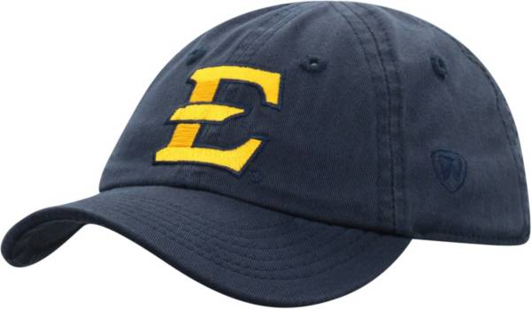Top of the World Infant East Tennessee State Buccaneers Navy MiniMe Stretch Closure Hat product image
