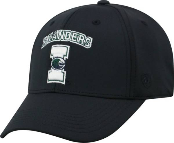Top of the World Men's Texas A&M -Corpus Christi Islanders Tension 1Fit Flex Black Hat product image