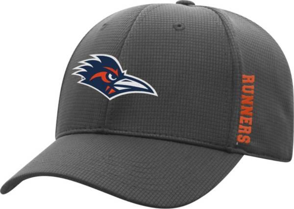 Top of the World Men's UT San Antonio Roadrunners Grey Booster Plus 1Fit Flex Hat product image