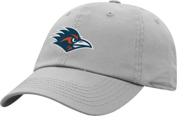 Top of the World Men's UT San Antonio Roadrunners Grey Crew Washed Cotton Adjustable Hat product image
