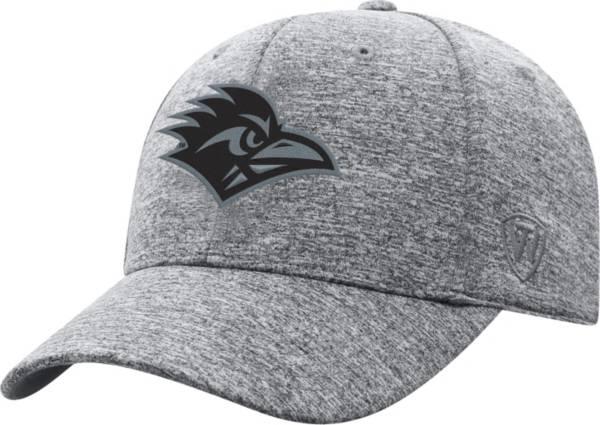 Top of the World Men's UT San Antonio Roadrunners Grey Steam 1Fit Flex Hat product image