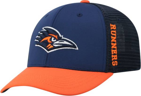 Top of the World Men's UT San Antonio Roadrunners Blue Chatter 1Fit Fitted Hat product image