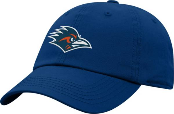 Top of the World Men's UT San Antonio Roadrunners Blue Crew Washed Cotton Adjustable Hat product image
