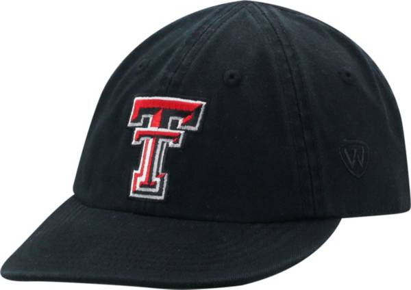Top of the World Infant Texas Tech Red Raiders MiniMe Stretch Closure Black Hat product image
