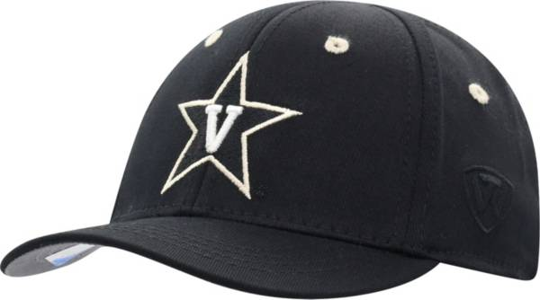 Top of the World Infant Vanderbilt Commodores The Cub Fitted Black Hat product image