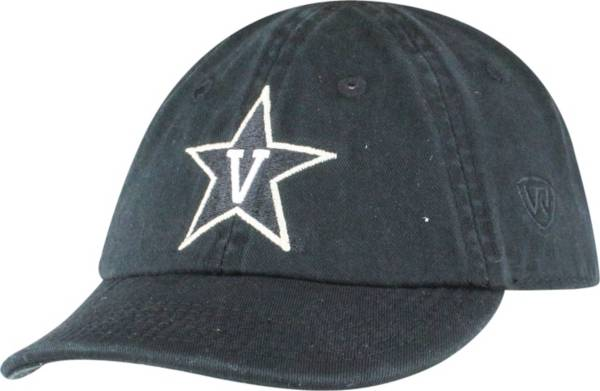 Top of the World Infant Vanderbilt Commodores MiniMe Stretch Closure Black Hat product image