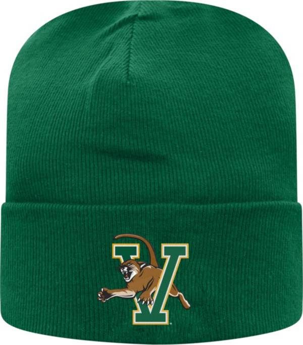 Top of the World Infant Vermont Catamounts Green Lil Tyke Cuffed Knit Beanie product image