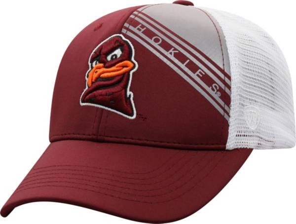 Top of the World Men's Virginia Tech Hokies Maroon Timeline Adjustable Hat product image
