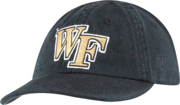 Top of the World Infant Wake Forest Demon Deacons MiniMe Stretch Closure Black Hat product image