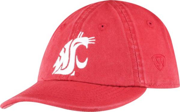 Top of the World Infant Washington State Cougars Crimson MiniMe Stretch Closure Hat product image
