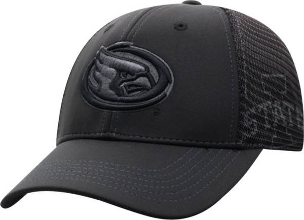 Top of the World Men's Iowa State Cyclones Alternate Dayblaster Nightfall 1Fit Flex Black Hat product image