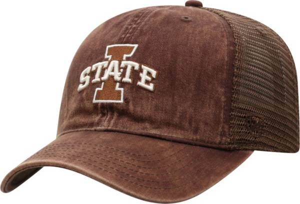 Top of the World Men's Iowa State Cyclones Brown Chips Two-Tone Adjustable Hat product image