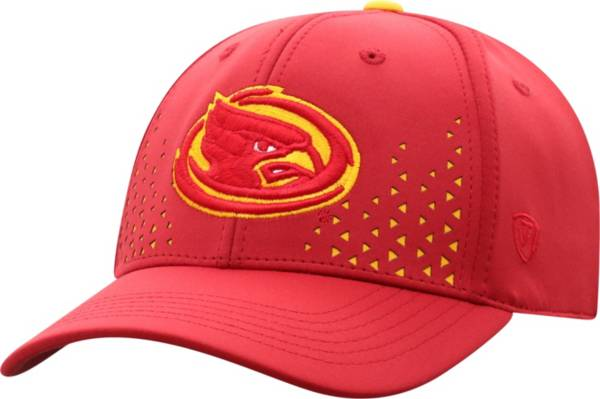 Top of the World Men's Iowa State Cyclones Cardinal Spectra 1Fit Flex Hat product image