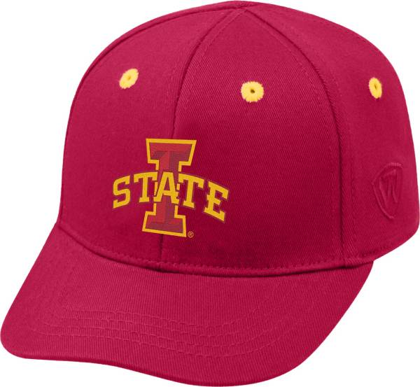 Top of the World Infant Iowa State Cyclones Cardinal The Cub Fitted Hat product image