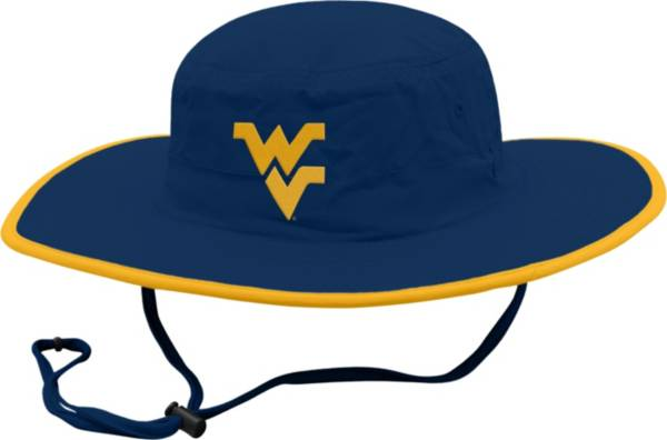 Top of the World Men's West Virginia Mountaineers Blue Bucket Hat product image