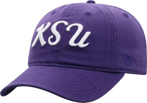 Top of the World Women's Kansas State Wildcats Purple Zoey Adjustable Hat product image