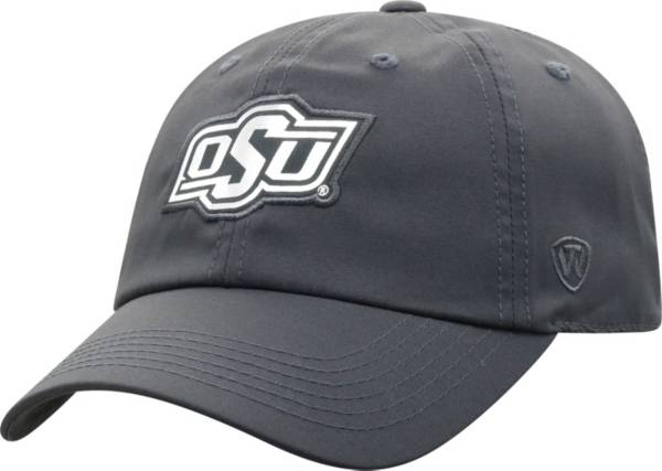 Top of the World Women's Oklahoma State Cowboys Grey Sparkler Adjustable Hat product image