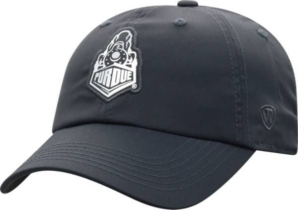 Top of the World Women's Purdue Boilermakers Grey Sparkler Adjustable Hat product image