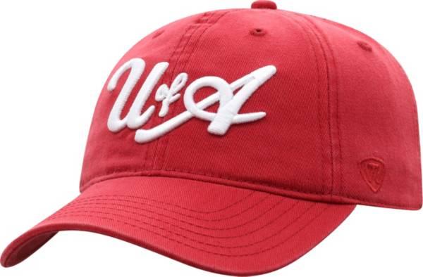 Top of the World Women's Arkansas Razorbacks Cardinal Zoey Adjustable Hat product image